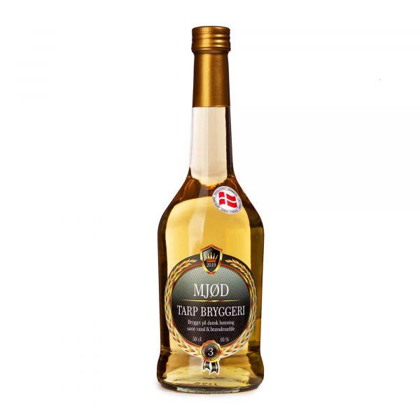 Mjød Nr 3 Vikingernes Favorit Tarp Bryggeri (1)