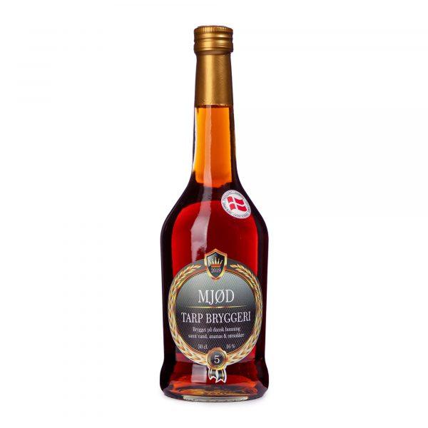 Mjød Nr 5 Caribisk venskabsmjød Tarp Bryggeri (1)